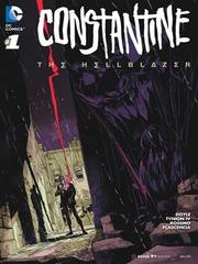 Constantine: The Hellblazer - 2015