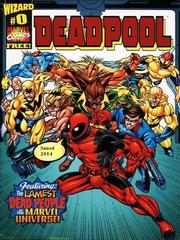 Deadpool - Marvel V1