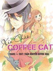Xin Chào! Coffee Cat