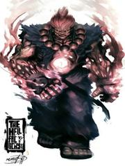 Street Fighter Origins | Cội Nguồn Street Fighter: Akuma
