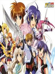 Magical Girl Lyrical Nanoha Force