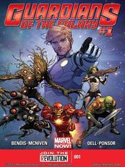 Guardians of The Galaxy v3 2013