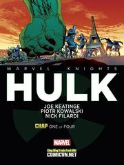 Marvel Knights- Hulk (2014)