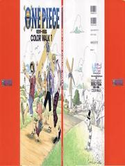 One Piece Color Walk Artbook