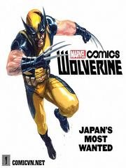 Wolverine: Japan's Most Wanted – Truyện tranh