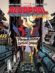 Deadpool v3 Annual