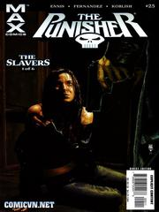 The Punisher: The Slavers