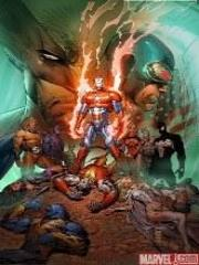 Dark Avengers / X-Men : Utopia